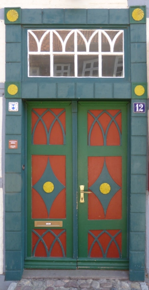 Door in Rehna