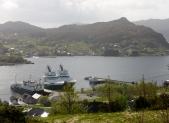 Schiffe für die Hochseefischerei aus Leinöy